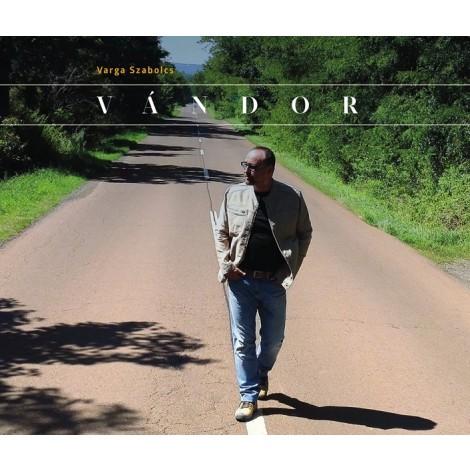 Varga Szabolcs: Vándor (CD)