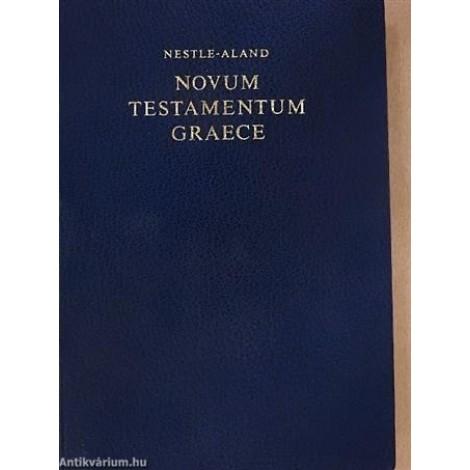 Nestle-Alland :Novum Testamentum Graece