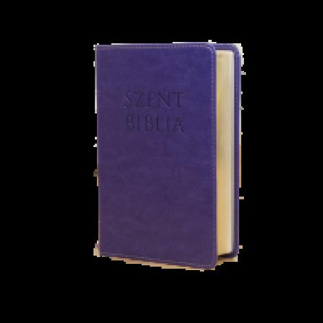 Szent Biblia mini, lila  Patmos