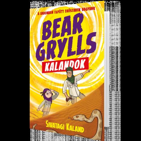 Bear Grylls:Sivatagi kaland