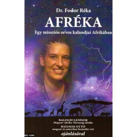 Dr.Fodor Réka:Afréka