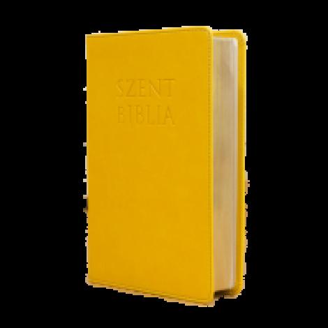 Szent Biblia közepes-napsárga Patmos
