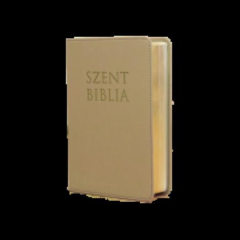 Szent Biblia mini-szürke Patmos