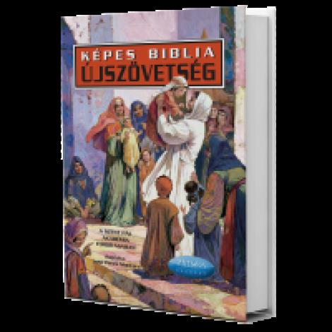 Képes Biblia-Újszövetség