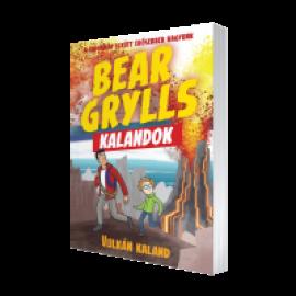 Bear Grylls: Vulkán kaland