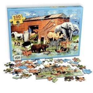 Noé bárkája - puzzle
