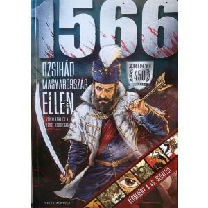 1566 – Dzsihád Magyarország ellen