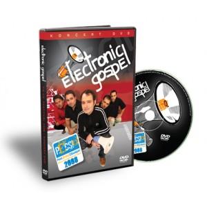 Electronic Gospel DVD+CD-Ifj.Balogh Ferenc