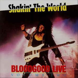 Bloodgood:Shakin The Word CD