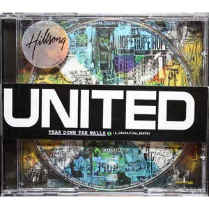 Hillsong United :  [A_cross//The_earth] :: Tear Down The Walls CD
