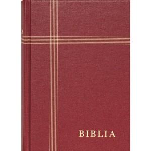 Biblia (RÚF 2014), középméret, vászonkötés
