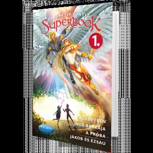 Superbook 1. DVD