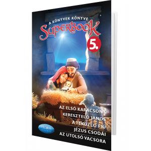 Superbook  5. DVD.
