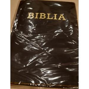 Szent Biblia-nagycsaládi,sötétkék