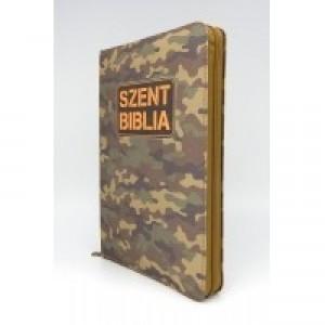 Szent Biblia közepes- katonai