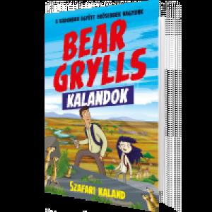 Bear Grylls:Szafari kaland