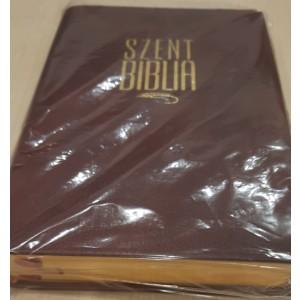 Szent Biblia-bordó