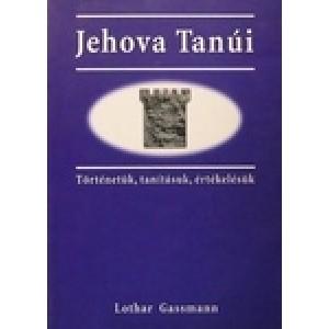 Lothar Gassmann: Jehova Tanúi