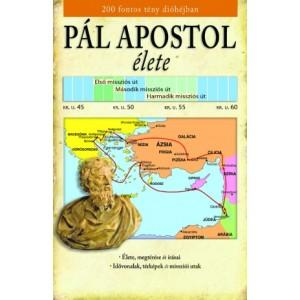 Pál apostol élete (leporello)