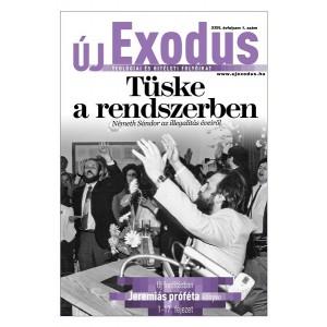 Új Exodus XXVI. évfolyam 1.