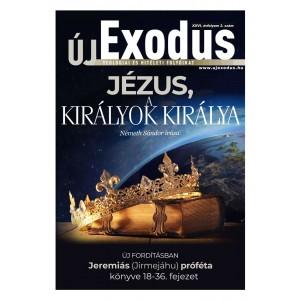 Új Exodus XXVI.évfolyam 2.