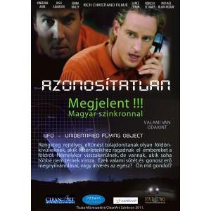 Azonosítatlan (DVD)