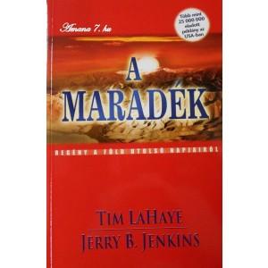 Tim LaHaye-Jerry B. Jenkins: A maradék