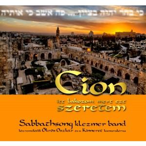 Sabbathsong Klezmer Band:  Cion CD