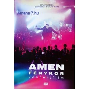 AMEN Fénykor DVD