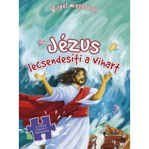 Vigyél magaddal! - Jézus lecsendesíti a vihart