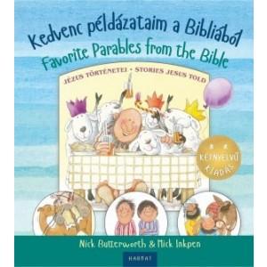 Nick Butterworth: Kedvenc példázataim a Bibliából
