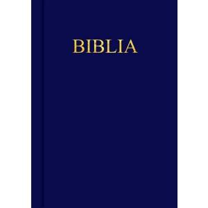 Egyszerű fordítású Biblia kék-műbőr