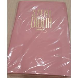 Károli Biblia-rózsaszín