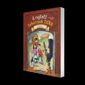 M.J.Thomas:A rejtett tekercsek titka - Második könyv