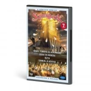 Superbook 7. DVD