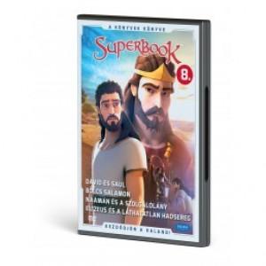 Superbook 8.DVD